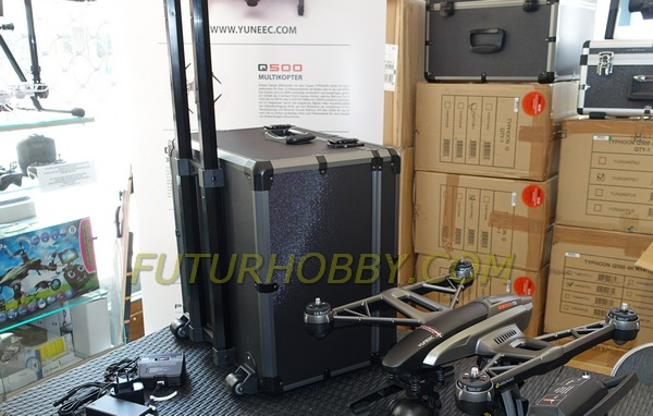 Yuneec-Q500-4K-maleta-ruedas