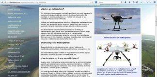 Tutoriales drones