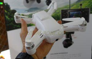 Yuneec Breeze 4K dron personal