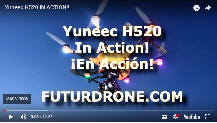 Yuneec H520 video