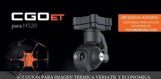 Cámara térmica CGOET para H520