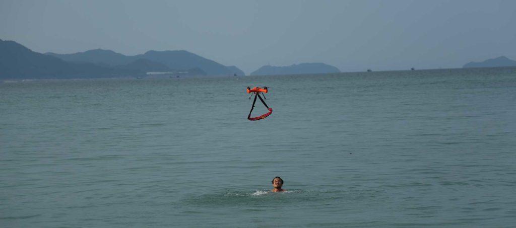 Splash Drone 3 Dron resistente al agua