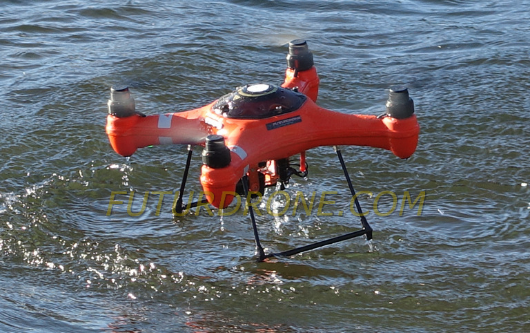 Swell Pro Splash Drone 3 Drone impermeable