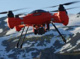 Splash Drone 3 Leon España