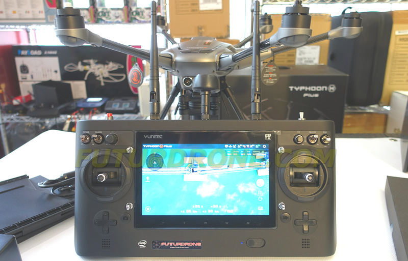 Yuneec Typhoon H Plus emisora ST 16 Yuneec