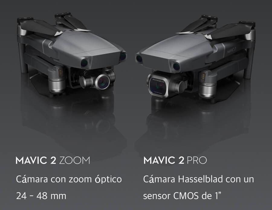 DJI Mavic 2 Pro y Zoom