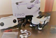 Hubsan H117S Zino 4K