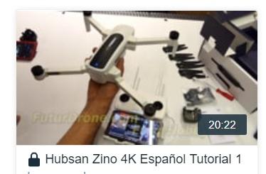 Hubsan H117S Zino manual