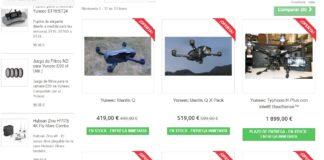 Ofertas Drones